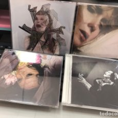 CD di Musica: LOTE B: CDS ANTONY & THE JOHNSON EPILEPSY IS DANCING CRAZY IN LOVE THE CRYING LIGHT …. Lote 292001293