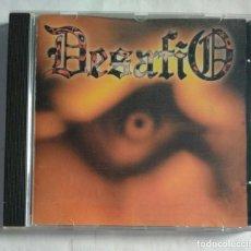 CD de Música: DESAFÍO (BRUTUS DISCOS) / CD DESCATALOGADO1996 / 1° ÁLBUM DE LA BANDA NAVARRA. Lote 292081148