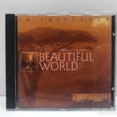 CDs de Música: IN EXISTENCE - BEAUTIFUL WORLD. Lote 292095398