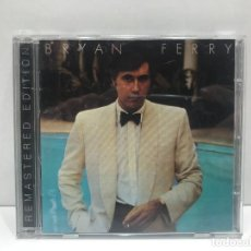 CDs de Música: BRYAN FERRY - ANOTHER TIME ANOTHER PLACE. Lote 292095693