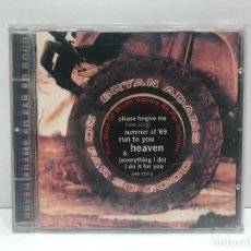 CDs de Música: BRYAN ADAMS - SO FAR SO GOOD. Lote 292095838