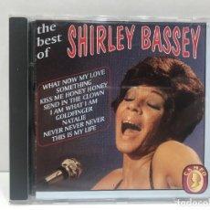 CDs de Música: THE BEST OF SHIRLEY BASSEY. Lote 292097818