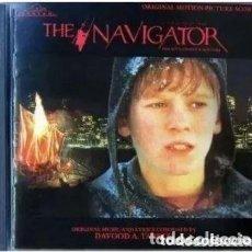 CDs de Música: THE NAVIGATOR, UNA ODISEA EN EL TIEMPO - DAVOOD A. TABRIZI - 1989. Lote 292133293