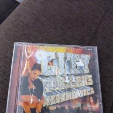 CDs de Música: CITY ROLLERS MEGANIX VOL. 2. VARIOS ARTISTAS. EDICIÓN PROMO DE 2001. MUY RARO. Lote 292138423