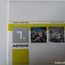 CD de Música: A TEENS-UPSIDE DOWN (CD-SINGLE). Lote 292204073