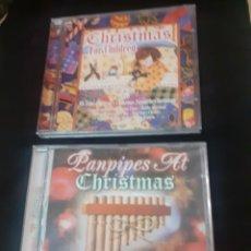 CDs de Música: 2CDS PRECINTADOS DE VILLANCICOS EN HABLA INGLESA. Lote 292340003