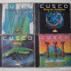 CD di Musica: CUSCO MUSICA PARA FLIPAR Y NO OLVIDAR 4 CD. Lote 292535428