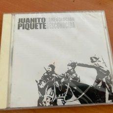 CDs de Música: JUANITO PIQUETE (LA REVOLUCION DESCONOCIDA) CD 14 TRACK PRECINTADO (CDIM1). Lote 292578683