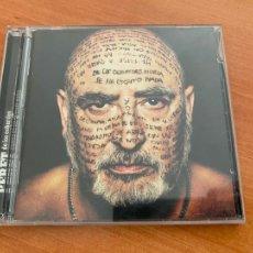 CDs de Música: PERET (DE LOS COBARDES NUNCA SE HA ESCRITO NADA) CD +DVD (CDIM1). Lote 292579243
