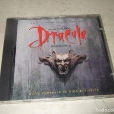 CDs de Música: CD DE MUSICA B.S.O. PELICULA DRACULA - BRAM STROKERS. Lote 292941318