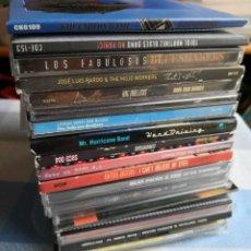 CDs de Música: LOTE DE 27 CDS GRUPOS ESPAÑOLES DE BLUES REYES DEL KO ,VICTOR PUERTAS-MARCOS COLL-ENVÍO CERTIF 6,99. Lote 293143113