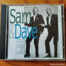 CDs de Música: SAM & DAVE - CD FOREVER GOLD.. Lote 293180218