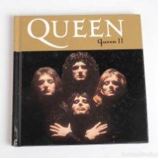 CDs de Música: DISCO CD CON LIBRO QUEEN II. EMI. 2008. Lote 293272708