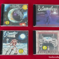 CDs de Música: 4 CDS DE EXTREMODURO. Lote 293306573