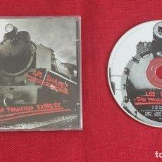 """CDs de Música: CD LOS SUAVES """"SAN FRANCISCO EXPRESS"""" AÑO 1997. Lote 293307513"""