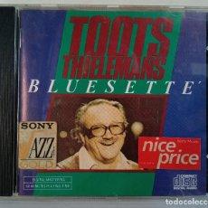 CDs de Música: TOOTS THIELEMANS – BLUESETTE. Lote 293354283