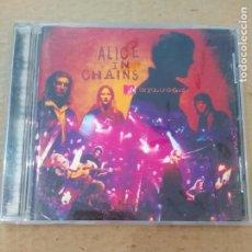 CDs de Música: CD ~ ALICE IN CHAINS ~ UNPLUGGET ( AÑO 1996 ) BUEN ESTADO , VER FOTOS # COLECCIÓN PRIVADA. Lote 293414703