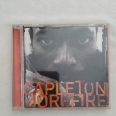 CDs de Música: CAPLETON,MOREFIRE CD DE REGGAE,2000. Lote 293417183