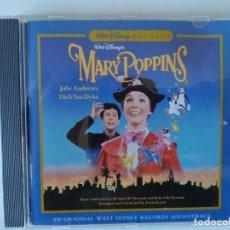 CDs de Música: MARY POPPINS - WALT DISNEY (BANDA SONORA ORIGINAL) RE-EDICION 1997. Lote 293423733