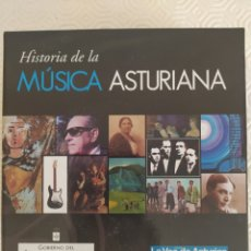 CD di Musica: HISTORIA DE LA MÚSICA ASTURIANA CDS. Lote 293454658