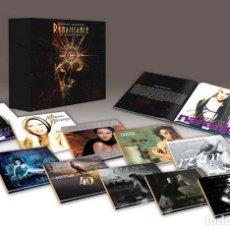 CDs de Música: MONICA NARANJO - RENAISSANCE - BOX SET - 25 ANIVERSARIO - COMP ..10 CD´S - NUEVO PRECINTADO. Lote 293457773