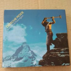 CDs de Música: CD + DVD ~ DEPECHE MODE ~ CONSTRUCTION TIME AGAIN ( AÑO 2007 ) ED.COLECCIONISTAS # COLECCIÓN PRIVADA. Lote 293551948