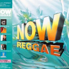 CDs de Música: VA – NOW REGGAE ( JAPAN IMPORT ). Lote 293556883