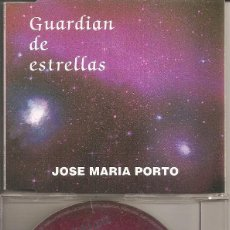 CDs de Música: JOSE MARIA PORTO - GUARDIAN DE ESTRELLAS (CDSINGLE CAJA, EUROMASTER 1996). Lote 293587778