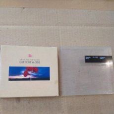 CDs de Música: CD + DVD ~ DEPECHE MODE ~ MUSIC FOR THE MASSES ( AÑO 2006 ) ED.COLECCIONISTAS # COLECCIÓN PRIVADA. Lote 293704158