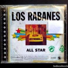 CDs de Música: LOS RABANES - ALL STAR - CD 1998 - FACEDOWN (NUEVO / PRECINATDO). Lote 293705548