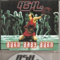 CDs de Música: ASH - BURN BABY BURN / SUBMISSION / ONLY IN DREAMS (CDSINGLE CAJA, INFECTIOUS RECORDS 2001). Lote 293711653