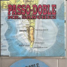 CDs de Música: PASSO-DOBLE - MR. SANCHEZ (CDSINGLE CAJA PROMO, HISPAVOX 1994). Lote 293712858