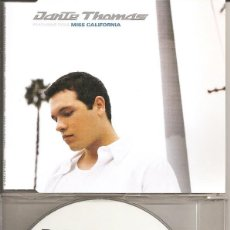CDs de Música: DANTE THOMAS - MISS CALIFORNIA /FOUR VERSIONS) (CDSINGLE CAJA, RAT PACK RECORDS 2001). Lote 293714053