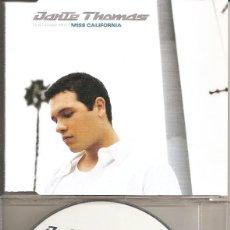 CDs de Música: DANTE THOMAS - MISS CALIFORNIA /FOUR VERSIONS) (CDSINGLE CAJA, RAT PACK RECORDS 2001). Lote 293715953