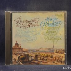 CD de Música: DITTERSDORF, HUMMEL, PÖSSINGER - DIVERTIMENTI DER WIENER KLASSIK = VIENNESE CLASSICAL PERIOD - CD. Lote 293794588