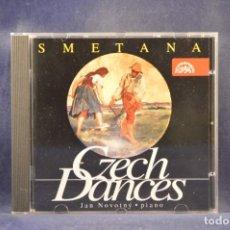 CD de Música: SMETANA, JAN NOVOTNÝ - CZECH DANCES - CD. Lote 293812673