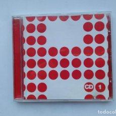 CDs de Música: HOUSE. CD 1. BLANCO Y NEGRO MUSIC. VARIOS ARTISTAS. TDKCD127. Lote 293816643