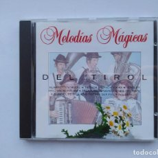 CDs de Música: MELODÍAS MÁGICAS DEL TIROL - CD. TDKCD127. Lote 293816798