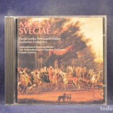 CD de Música: GUSTAVIANSKA HOVKAPELLMÄSTARE / GUSTAVIAN COMPOSERS / CLAUDE GÉNETAY - MUSICA SVECIAE - CD. Lote 293818968