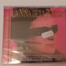 CDs de Música: CD,LA NIÑA DE LA PUEBLA, NUEVO, PRECINTADO. Lote 293824033