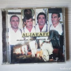 CDs de Música: ALJARAFE (MUCHO MÁS CERCA DE TI). Lote 293826608