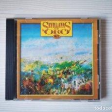 CDs de Música: LOS ROMEROS DE LA PUEBLA, LOS MARISMEÑOS, AMIGOS DE GINES. Lote 293826998