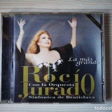 CDs de Música: ROCÍO JURADO (LA MÁS GRANDE). Lote 293827608