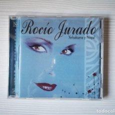 CDs de Música: ROCÍO JURADO ( YERBABUENA Y NOPAL). Lote 293827808