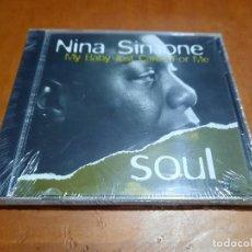 CDs de Música: NINA SIMONE. MY BABY JUST CARES FOR ME. CD PRECINTADO. SIN ABRIR. Lote 293838668