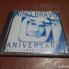 CDs de Música: NINO BRAVO. ANIVERSARIO 1945-1995. CD PRECINTADO. SIN ABRIR.. Lote 293838828