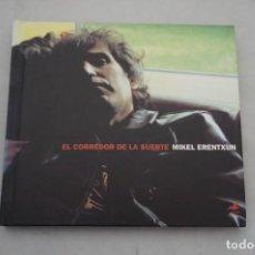 CDs de Música: DOBLE CD - MIKEL ERENTXUN - EL CORREDOR DE LA SUERTE. Lote 293871078