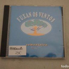 CDs de Música: CD - FUXAN OS VENTOS - SEMENTEIRA. Lote 293871193
