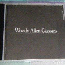 CDs de Música: CD WODDY ALLEN CLASSICS. Lote 293896868