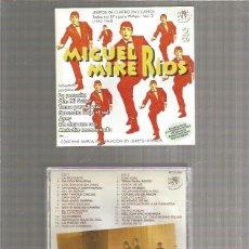 CDs de Música: MIGUEL RIOS TODOS SUS EP PARA PHILIPS + REGALO SORPRESA. Lote 293899213